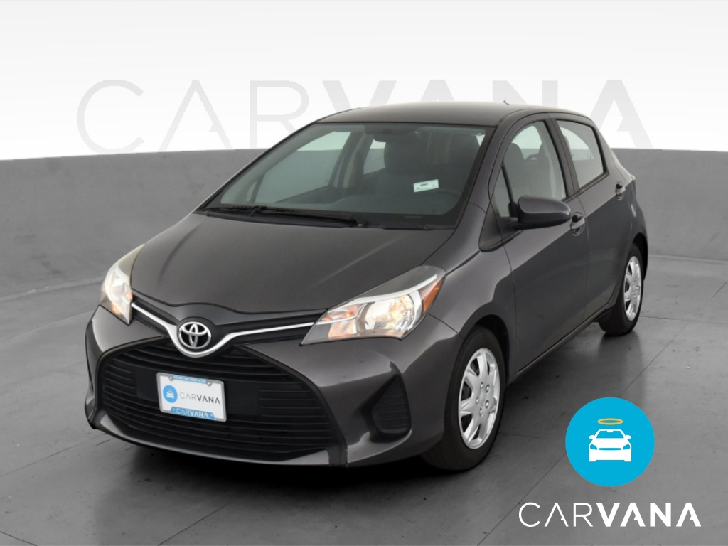 2015 Toyota Yaris L Hatchback Sedan 4D