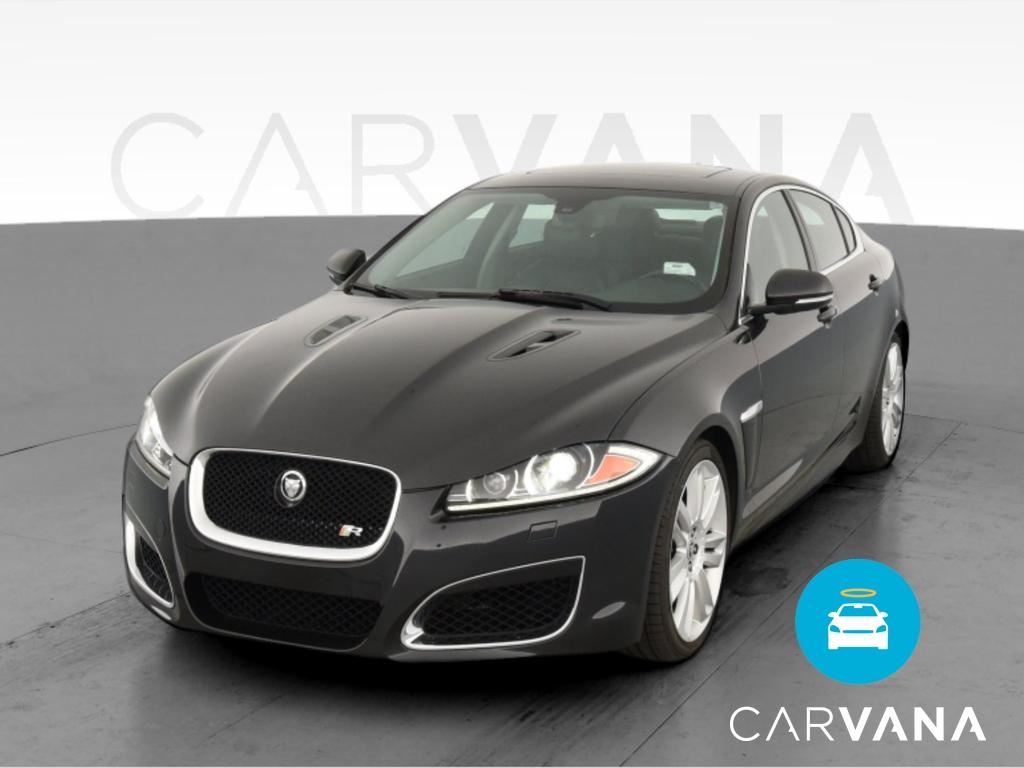 2013 Jaguar XF XFR