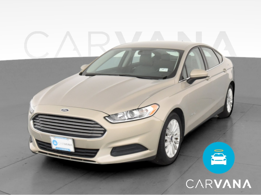 2015 Ford Fusion Hybrid S