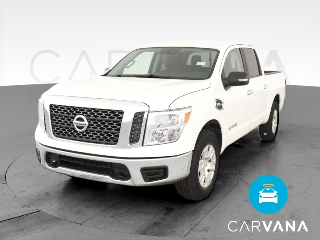 2017 Nissan Titan SV Pickup 4D 5 1/2 ft