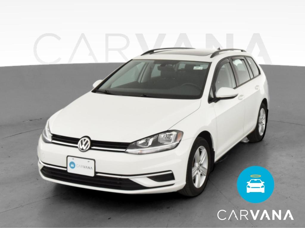 2018 Volkswagen Golf SportWagen TSI SE