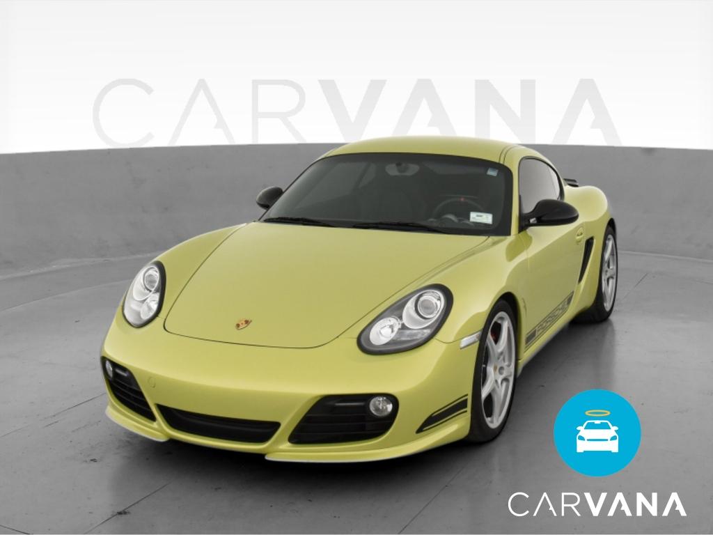2012 Porsche Cayman R Coupe 2D
