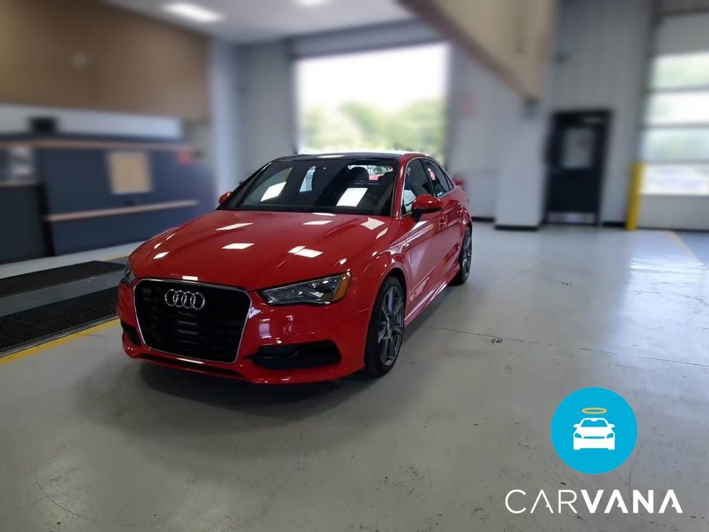 2015 Audi A3 2.0 Prestige TDI