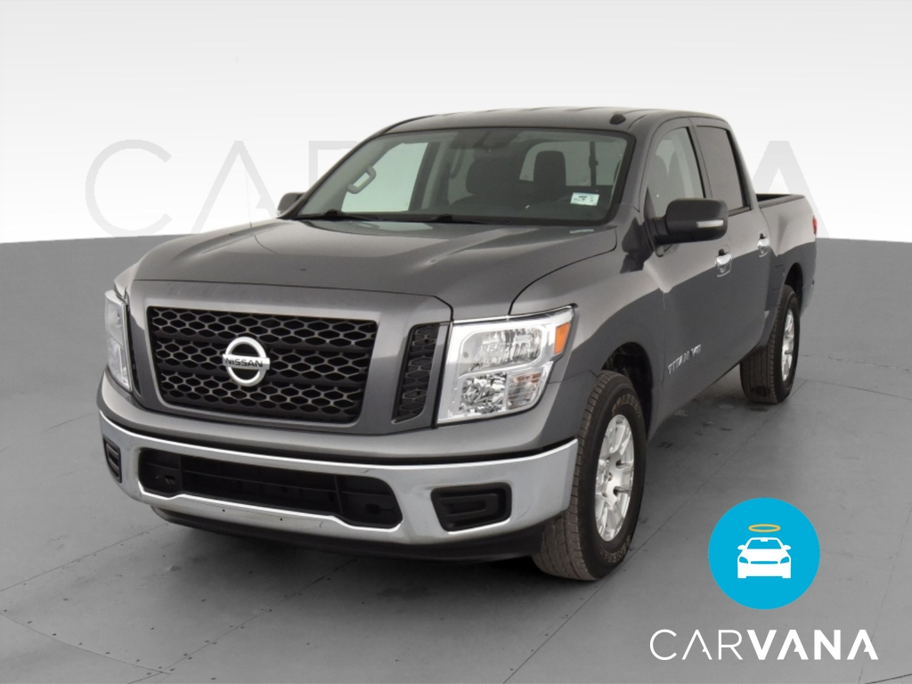 2019 Nissan Titan SV Pickup 4D 5 1/2 ft