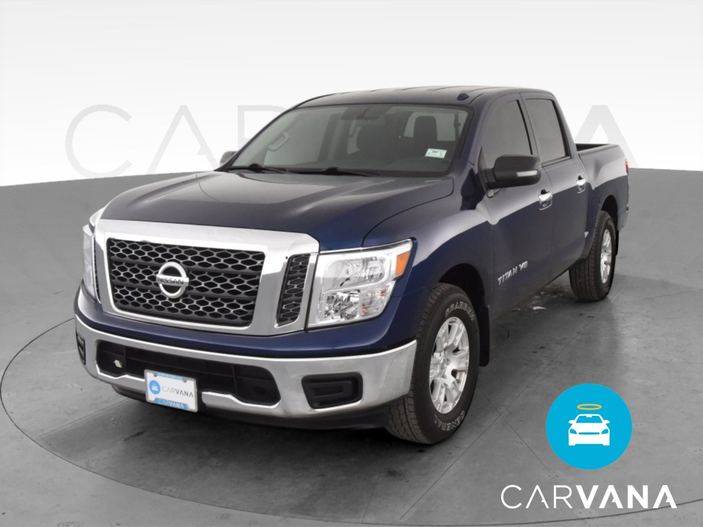 2018 Nissan Titan SV Pickup 4D 5 1/2 ft