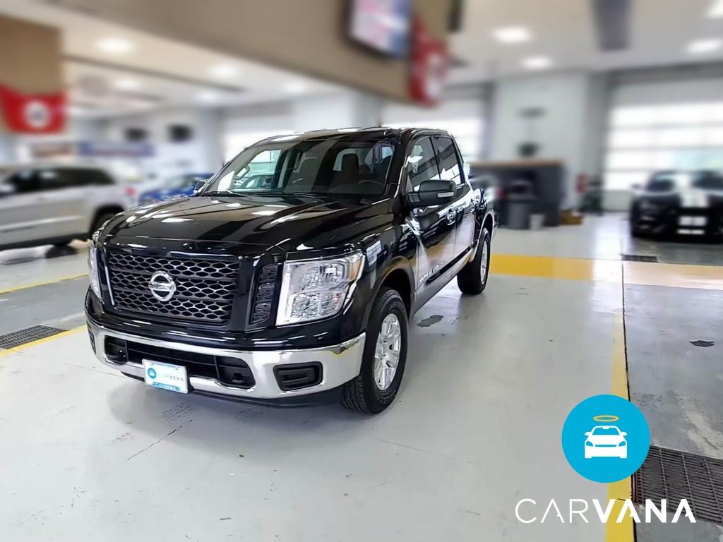 2019 Nissan Titan SV Pickup 4D 5 1/2 ft