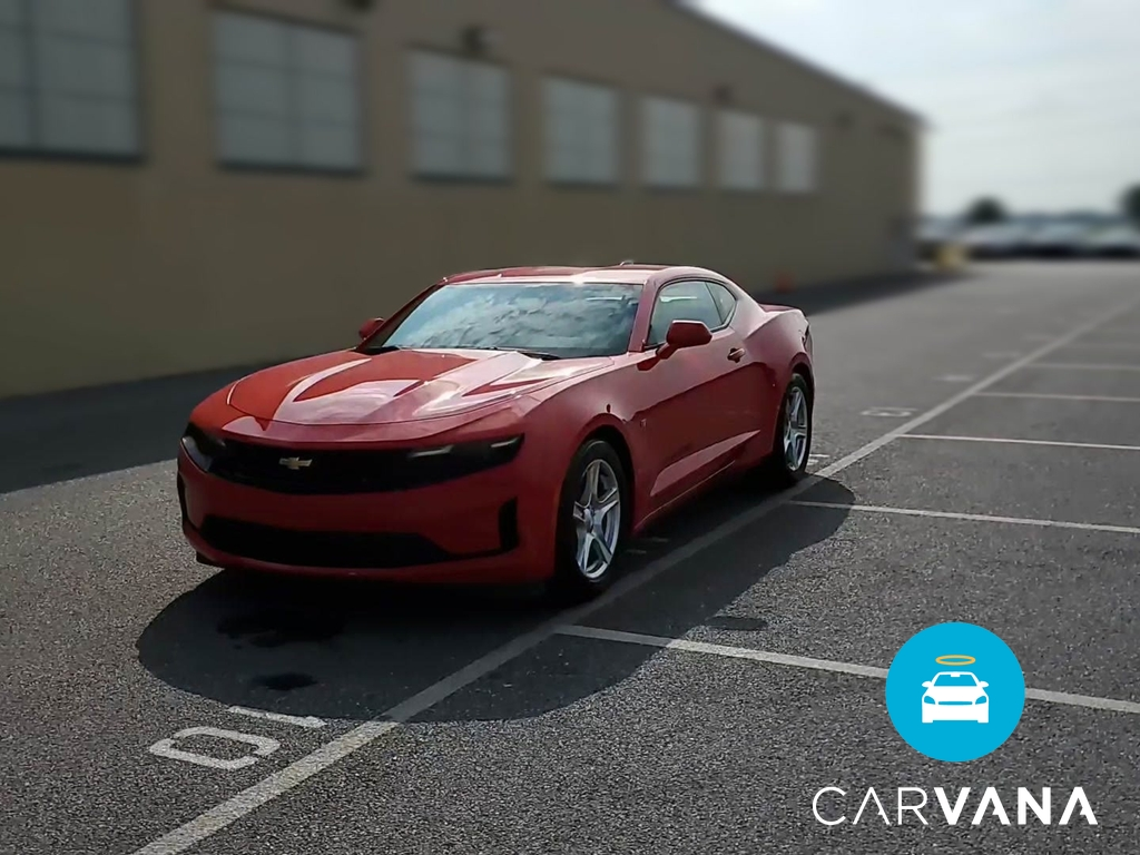 2020 Chevrolet Camaro LT Coupe 2D