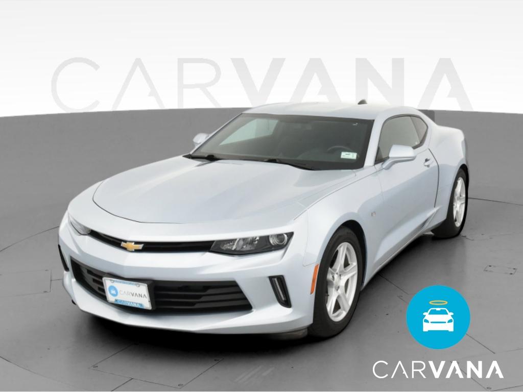 2017 Chevrolet Camaro LS Coupe 2D
