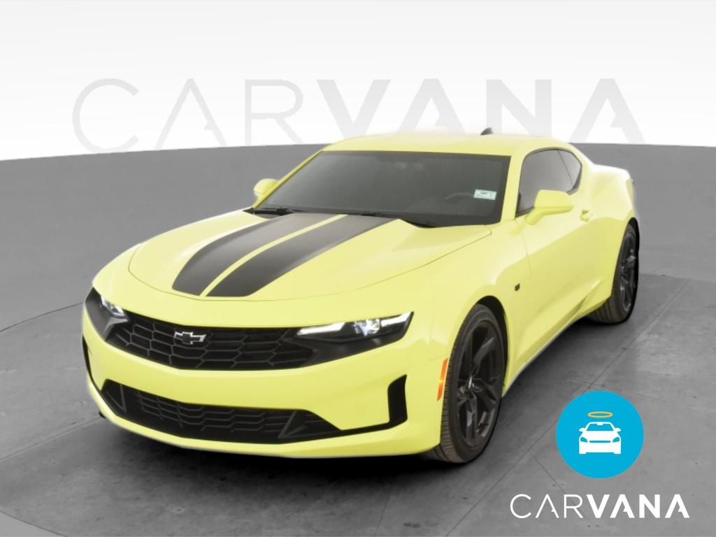 2019 Chevrolet Camaro LS Coupe 2D
