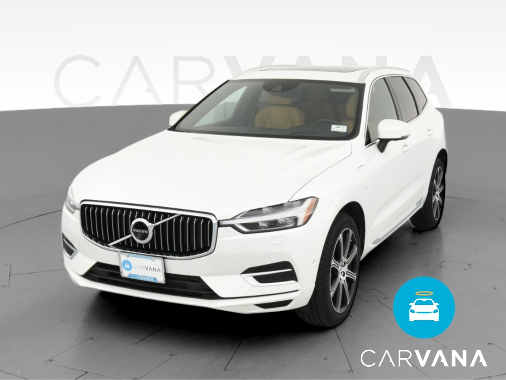 2018 Volvo XC60 T8 eAWD Inscription