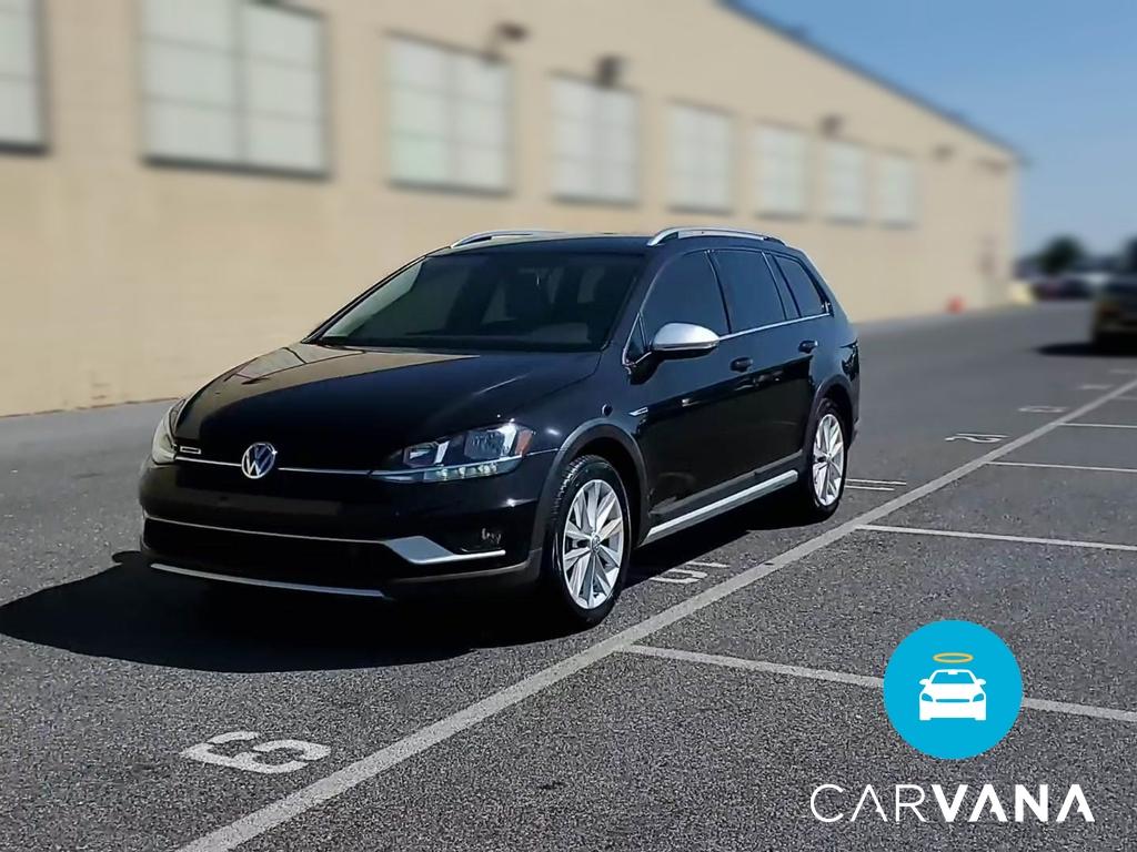 2019 Volkswagen Golf Alltrack TSI S Wagon 4D