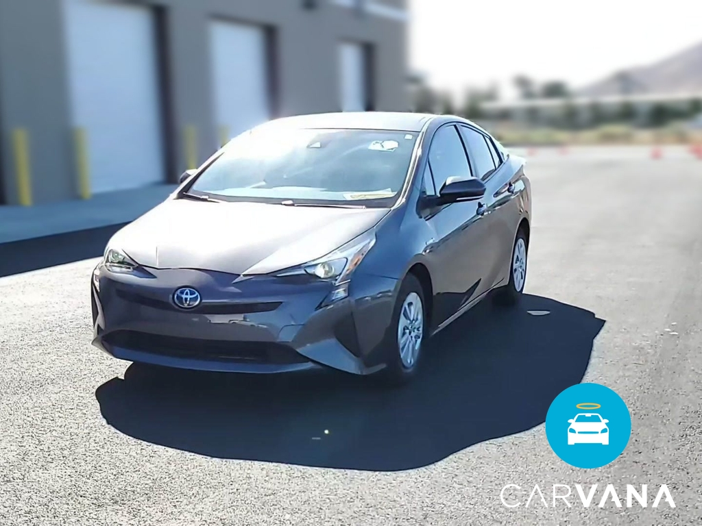 2017 Toyota Prius Two Hatchback 4D