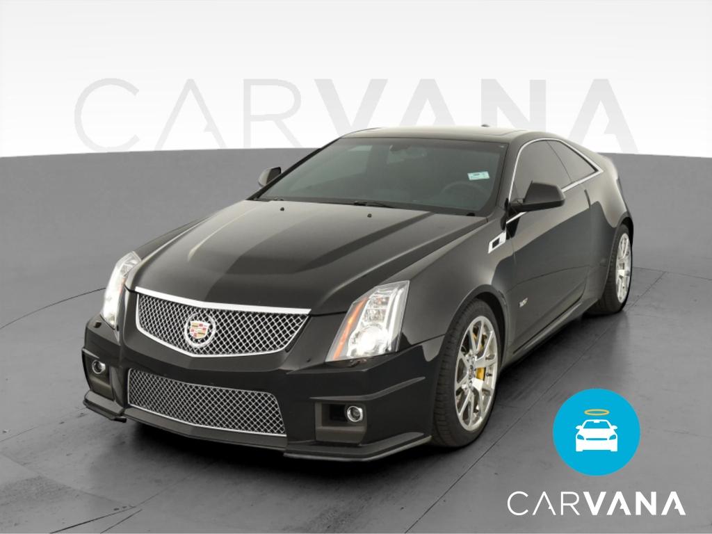 2013 Cadillac CTS-V Base