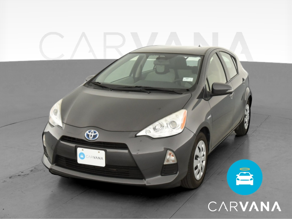 2013 Toyota Prius c Two Hatchback 4D