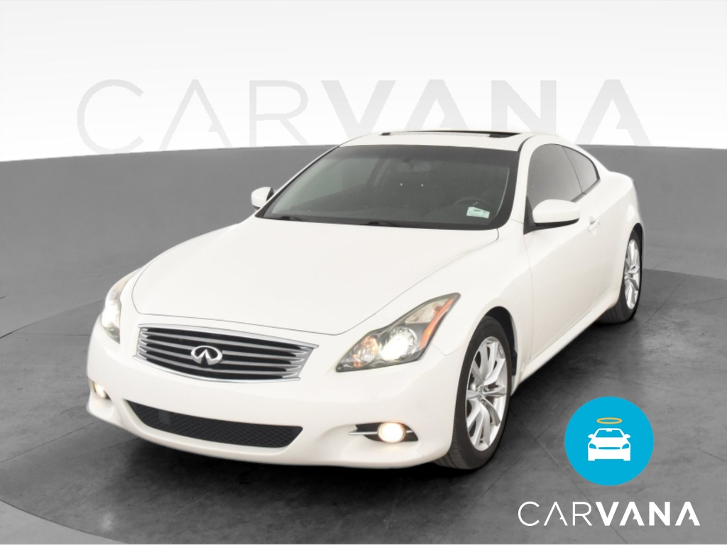 2011 Infiniti G37 Coupe G37 Coupe 2D