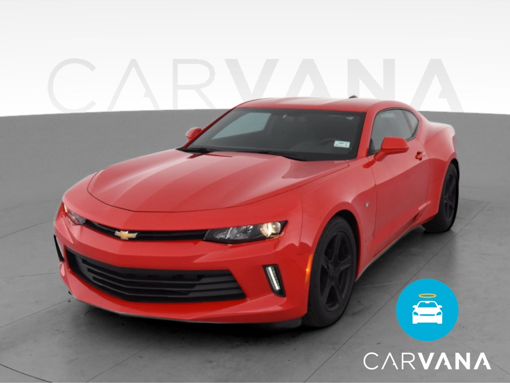 2017 Chevrolet Camaro LT Coupe 2D