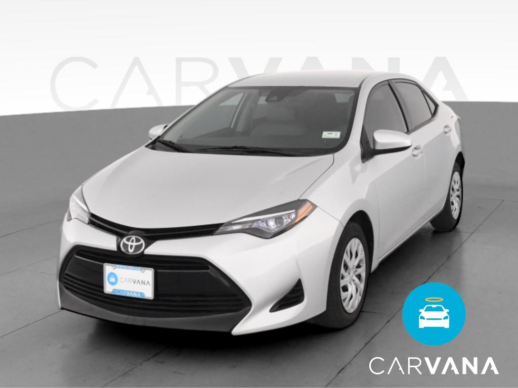 2017 Toyota Corolla LE Sedan 4D