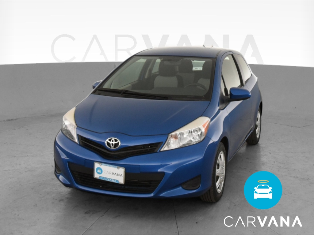 2014 Toyota Yaris L Hatchback Coupe 2D
